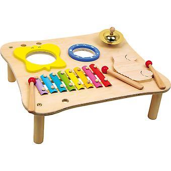Table de musique en bois