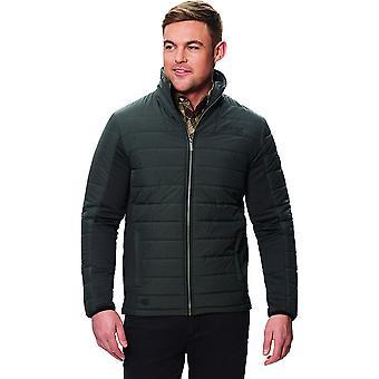 Regata Mens Ibsen leve repelente de água isolado casaco jaqueta