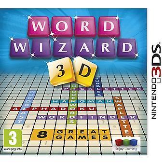 Word Wizards (Nintendo 3DS) - New