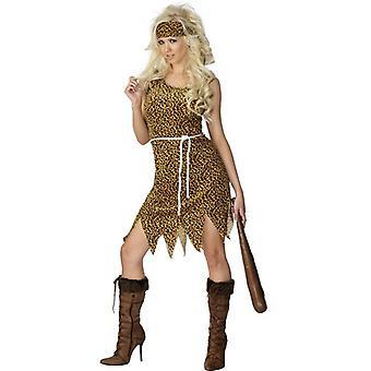 Cavewoman Costume, UK Dress 8-10