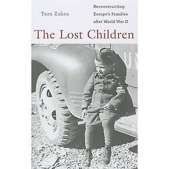 Zaginionych dzieci przez Tara Zahra - 9780674425064 książki