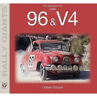 Saab 96 & V4 door Graham Robson - 9781787113329 boek