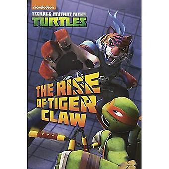 Teenage Mutant Ninja Turtles: The Rise of Tiger klauw (Teenage Mutant Ninja Turtles (Random House))