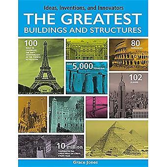 Suurimmat rakennukset ja rakennelmat (ideoiden, keksintöjen ja innovaatioiden)