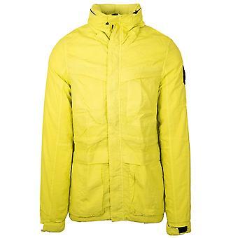 Marshall Artist Sulphur Yellow Garment-Dyed Field Jacket