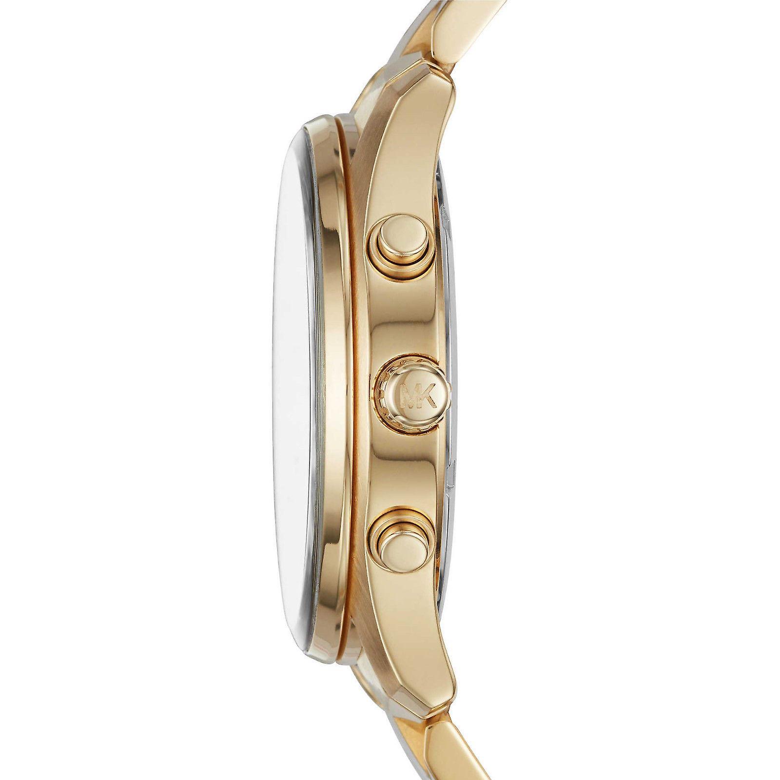 Michael Kors Mesdames Womens or Briar chronographe Wrist Watch MK6464