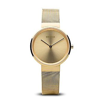 Bering Quartz analogue watch with stainless steel band 14531-333