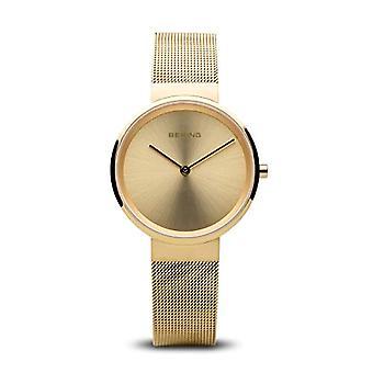 ברינג קוורץ נשים שעון אנלוגי עם חגורת נירוסטה 14531-333