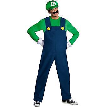 Luigi Teen Costume