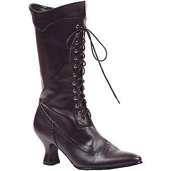 الأحذية السوداء إميليا حجم 10