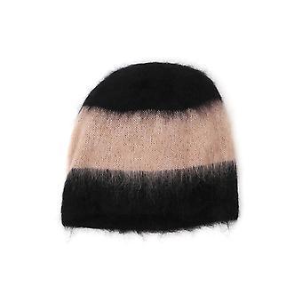 Alexander Wang 4k389000j5975 Donne's Cappello di lana nero/rosa