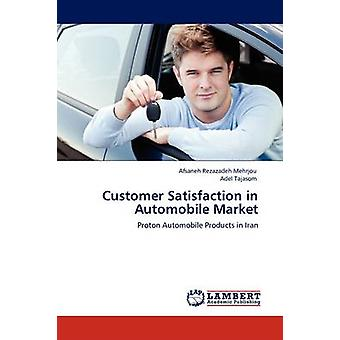 Customer Satisfaction in Automobile Market by Rezazadeh Mehrjou & Afsaneh