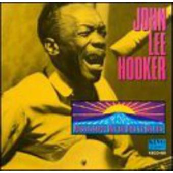 John Lee Hooker - Miss River Delta Blu [CD] USA import