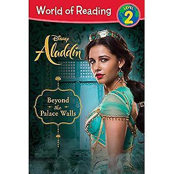 Aladdin: utanför Palace väggar (World of Reading: nivå 2)