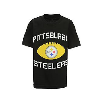 Pittsburgh Steelers NFL Youth Endless Logo Tee