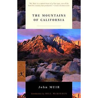 The Mountains of California (New edition) by John Muir - 978037575819
