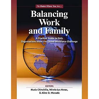 Balancing Work and Family - No Matter Where You are by Aline Masuda -