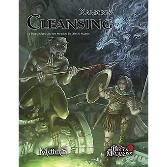 Xamoxis' Cleansing - A Fantasy Scenario for Mythras - 9781911471189 Bo