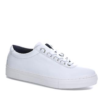 Womens K-Swiss Classico Belleza Trainers In White