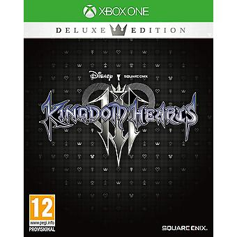 Kingdom Hearts 3 Deluxe Edition Xbox One juego