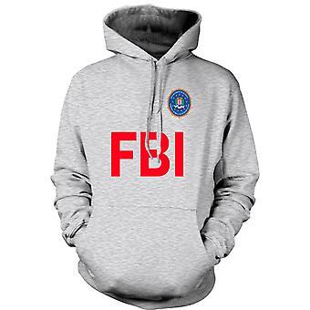 Dzieci z kapturem - FBI USA - policja