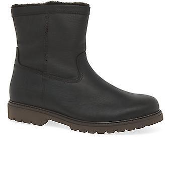 Panama Jack Back Leather Casual Boots