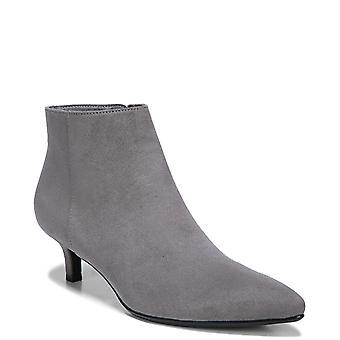 Naturalizer Womens Giselle tyg spetsiga tå fotled mode stövlar