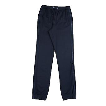 Hugo Boss Hadiko Pin Stripe Track Pants Blue
