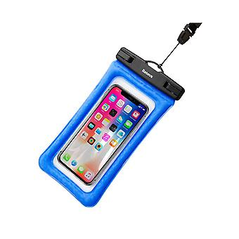 Waterproof cover with air cushion/Touch Screen Universal up to 6