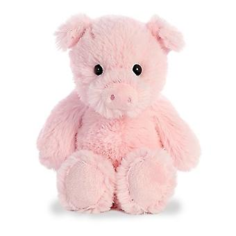 Aurora Pig Plush, Pink