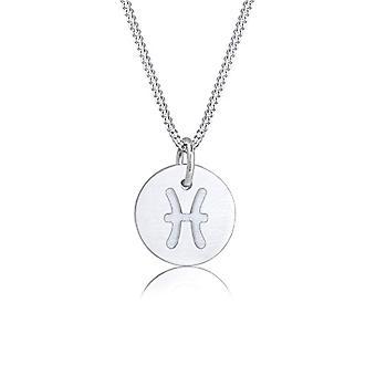 Elli silver hängsmycke halsband 0109112117_45