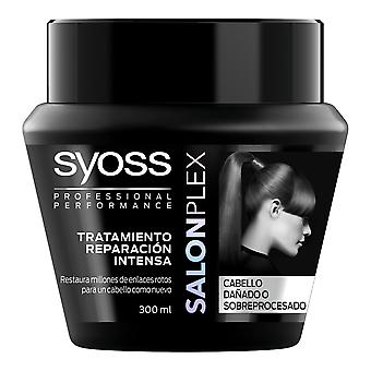 Syoss Salonplex Mask Reparación Intensa 300 Ml For Women