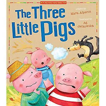Trois petits cochons (mes premiers contes de fées)