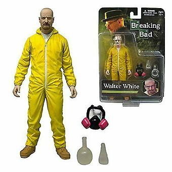 "Breaking Bad Walter White 6"" Hazmat Action Figure"