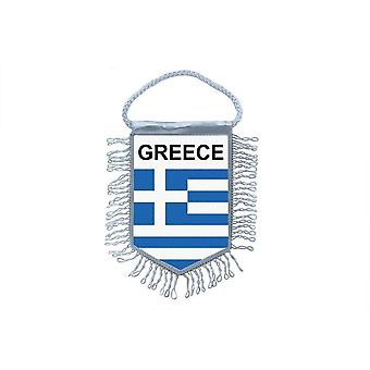 Vlag mini vlag land auto decoratie Griekse Grieken