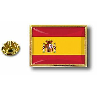 Pine PineS badge PIN-apos; s metal med Butterfly knivspids flag Spanien Spanien Spanien