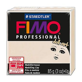 Fimo Professional Doll Art, Beige, 85 g
