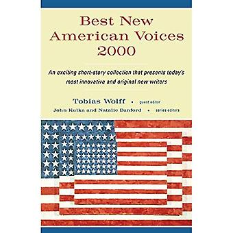 Best New American Voices 2000 (Best New American Voices)