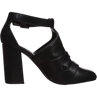 Michael Antonio Women's Avril Ankle Boot, Black, 10 M US