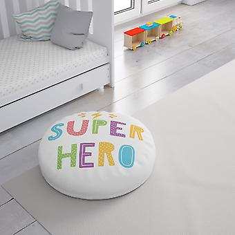 Meesoz Floor Cushion - Super Herói
