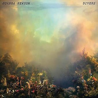 Joanna Newsom - Divers [CD] USA import