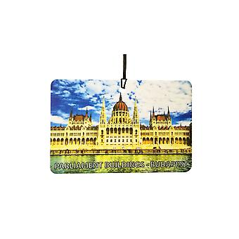 Parliament Buildings - Budapest Car Air Freshener
