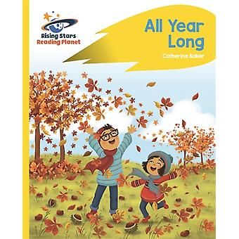 Reading Planet  All Year Long  Yellow Rocket Phonics by Ian MacDonald