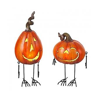 Heaven Sends Halloween Led Pumpkin Decorations