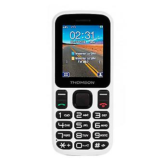 """Mobile telephone for older adults Thomson TLINK T12 1,77"""" Bluetooth VGA FM White"""