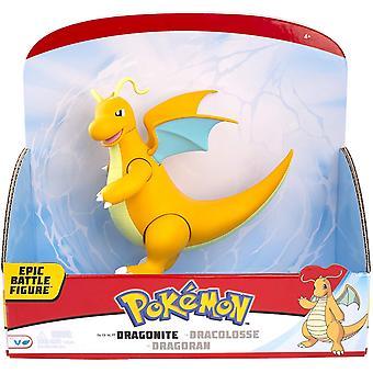 Pokemon Epic Battle Figure - Dragonite