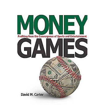Pengar spel - profiterar på konvergensen av sport- och Entertainme