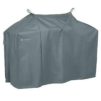 Storigami Easy Fold Bbq Grill Cover, Monument Grey, Grande