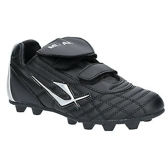Mirak Mens Forward Football Touch Fasten Leather Boot
