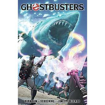 Ghostbusters Volume 4 Who Ya Gonna Call by Burnham & Erik